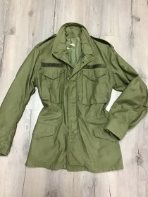 "Field jacket M65 ""STEELE"" X Small Original Vintage"