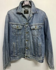 Lee Giacchetto Jeans Vintage. Size L